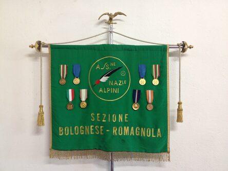 Vessillo Sezione Bolognese-Romagnola